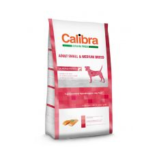 Calibra Grain Free Adult Small & Medium Breed / Salmon & Potato