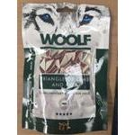 Pamlsok Woolf Dog Lamb and Cod Triangle 100 g