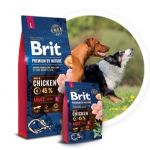 Brit Premium by Nature dog Adult Large