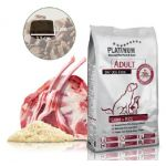 PLATINUM Natural Adult Lamb + Rice