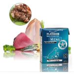 PLATINUM Natural Menu Fish + Chicken