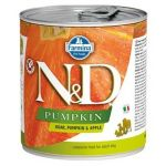 Farmina N&D dog PUMPKIN & Boar& Apple konzerva 285 g
