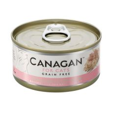 CANAGAN CAT CAN CHICKEN & HAM 75 G