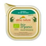 Almo Nature Daily Menu Bio WET DOG - jahňa 100g