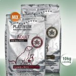 PLATINUM Natural MIX Adult Lamb + Rice + Adult Iberico + Zelenina 10 kg