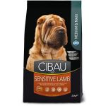 CIBAU dog adult sensitive lamb medium & maxi