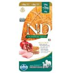 Farmina N&D dog LG adult medium&maxi chicken,spelt,oats&pomegranate 12 (  3 kg zadarmo) kg